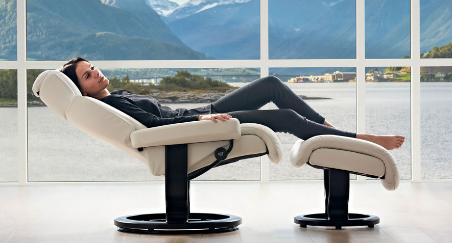 Stressless Plus System