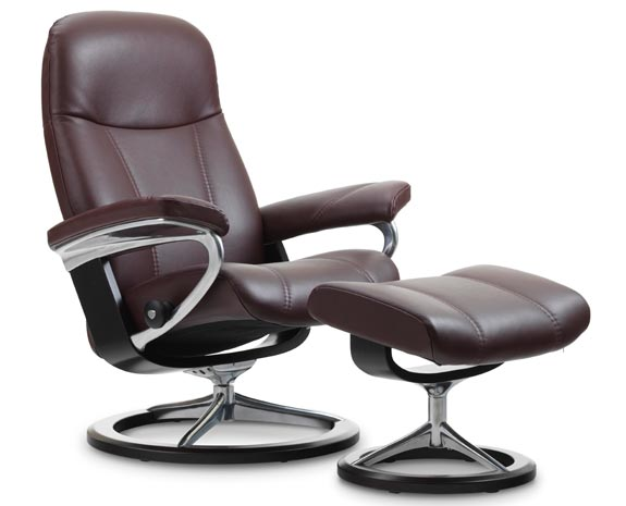 Stressless Consul  Signature chair